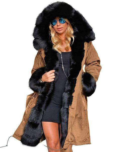 Amazon.com: Kikole - Chaqueta de forro polar con capucha ...