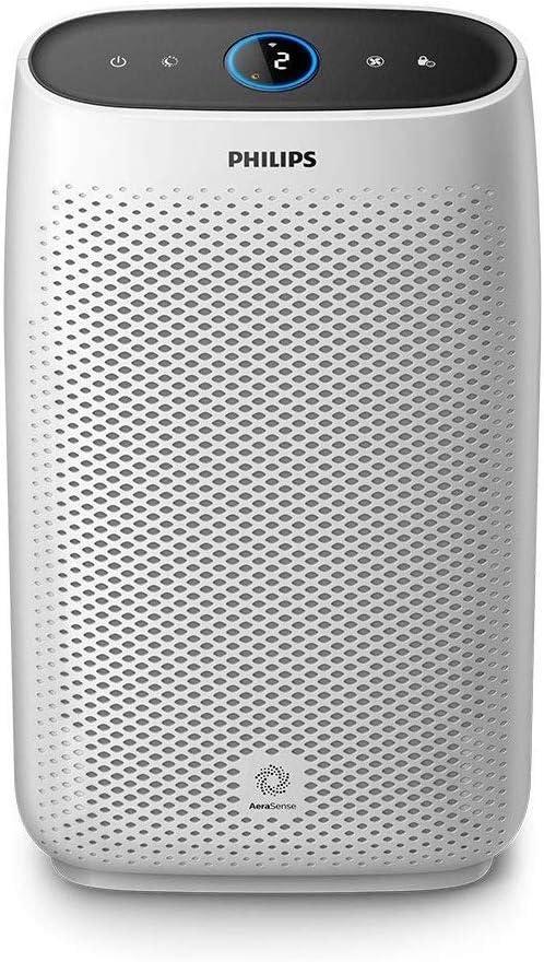 Philips AC1214/60 - Purificador de aire (63 m², 62 dB, 1,8 m, CC ...