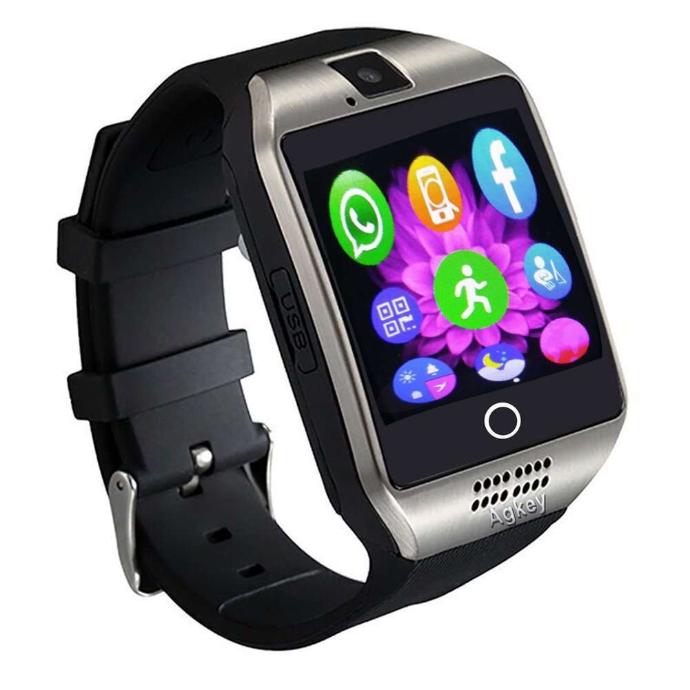 Smart Watch Touch Screen Smartwatch WristWatch and Unlocked Watch Phone with Camera Handsfree Call Smart Watches for Android Smartphones Samsung S9 S8 ...