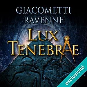 Lux tenebrae (Antoine Marcas 6) | Livre audio