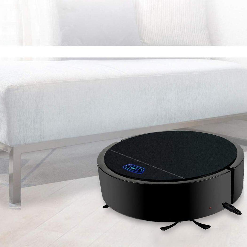 Cidere Auto Home Automatic Sweeping Dust with Brush Smart Robot Vacuum Cleaner Robotic Vacuums