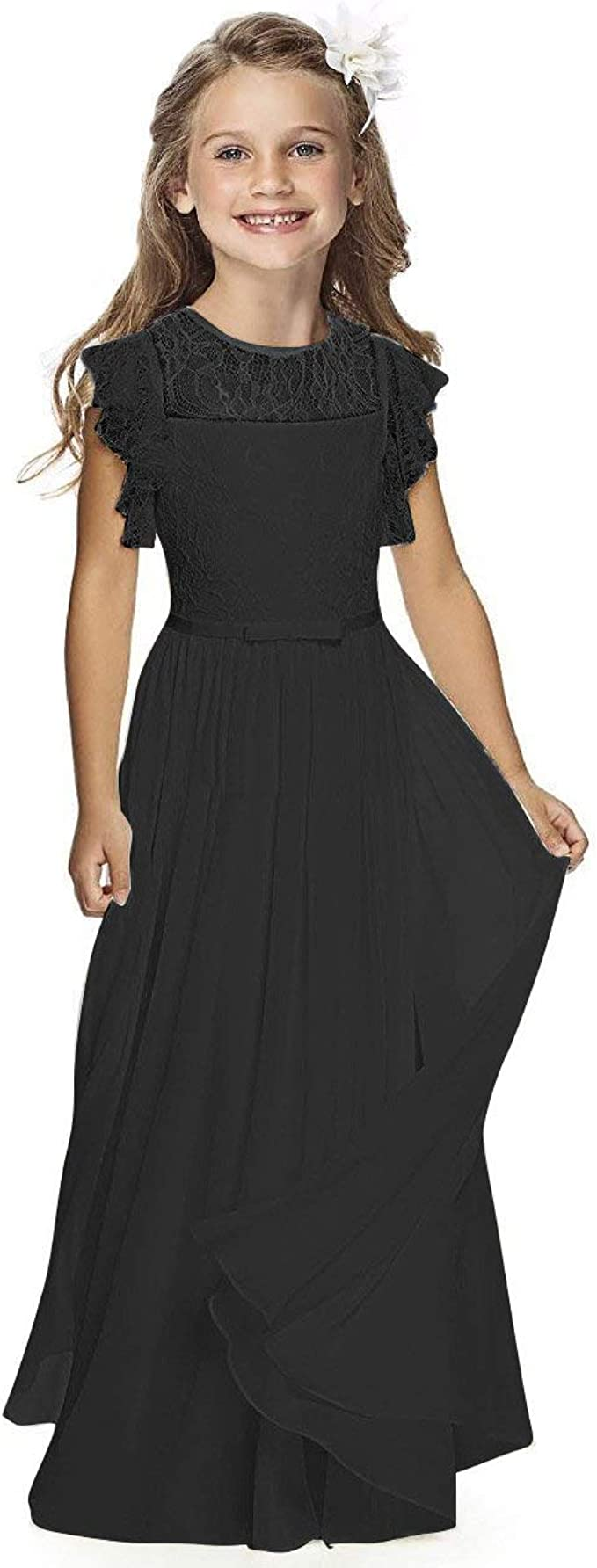 Amazon.com: Fancy Girls vestidos de comunión para ...