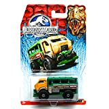 Best age for johnny jump up - TRAVEL TRACKER Jurassic World 2015 Matchbox 1:64 Scale Review