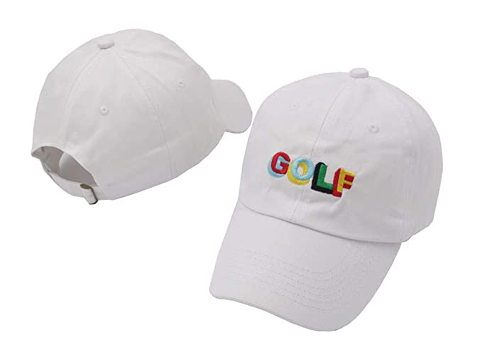 2019 Dad Hat Golf Tyler The Creator Snapback Casquette Bone Gorras Black Tactical Baseball Cap Dad Hat Sun Hat at Amazon Mens Clothing store:
