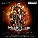 Die drei Musketiere: Filmhörspiel Hörspiel von Alexandre Dumas Gesprochen von:  div.