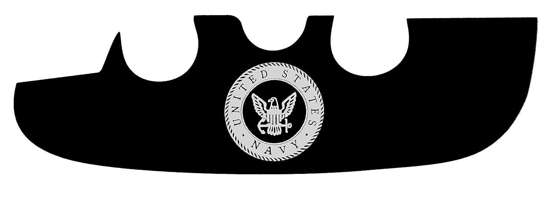 Amazon com: Old Jim Customs Navy Cylinder Head Plates