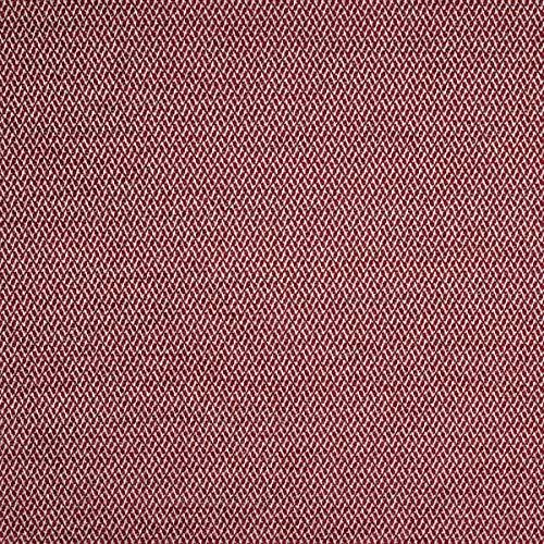 Tela ignífuga para Muebles, diseño inglés, Color Rojo, Tela ...