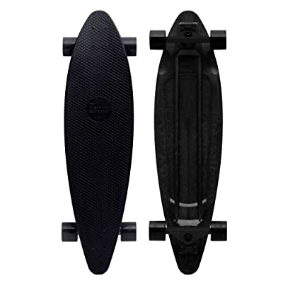 Penny Longboard Complet V2 Series - 36 Inch Noirout (, Noir)