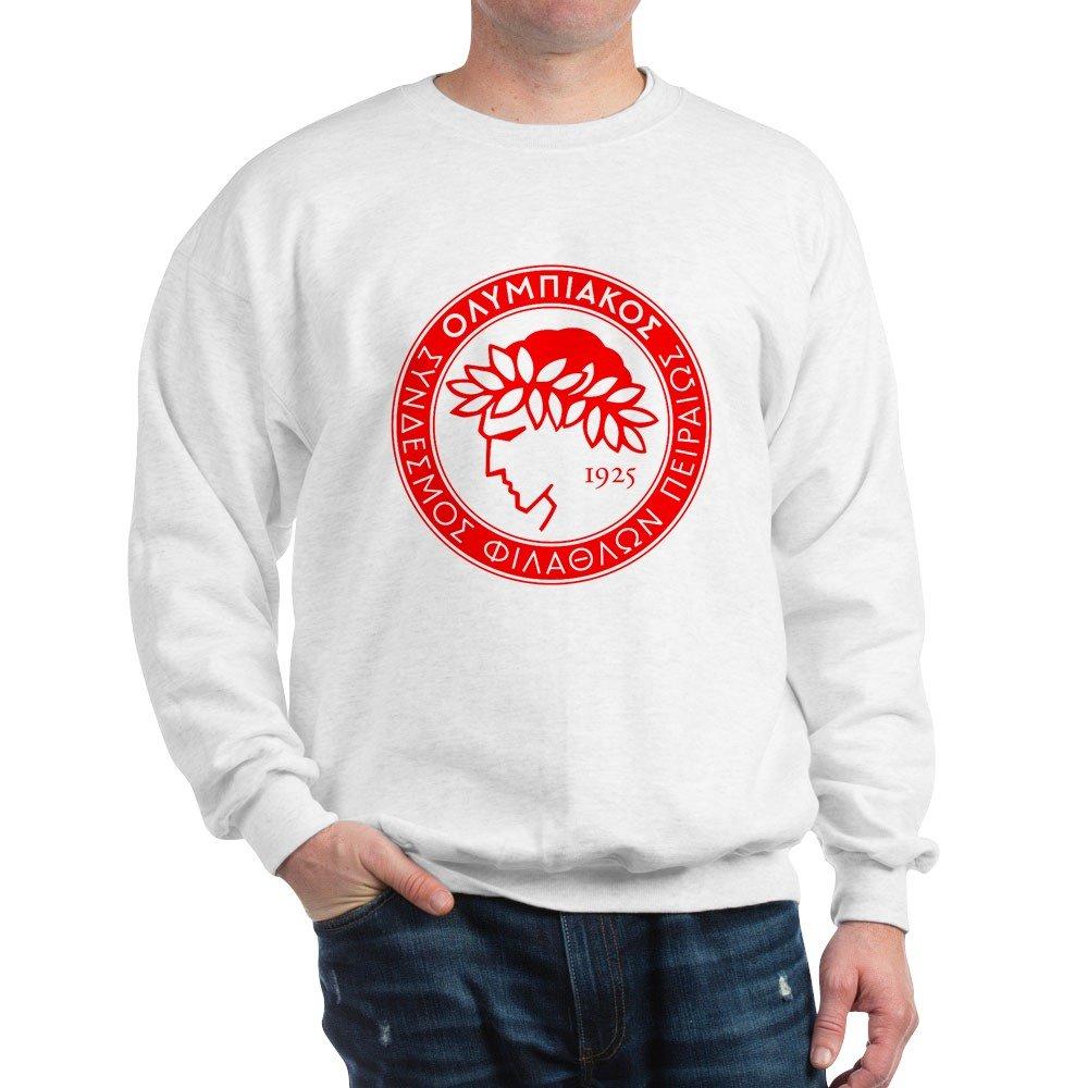 CafePress - Olympiacos - Classic Crew Neck Sweatshirt