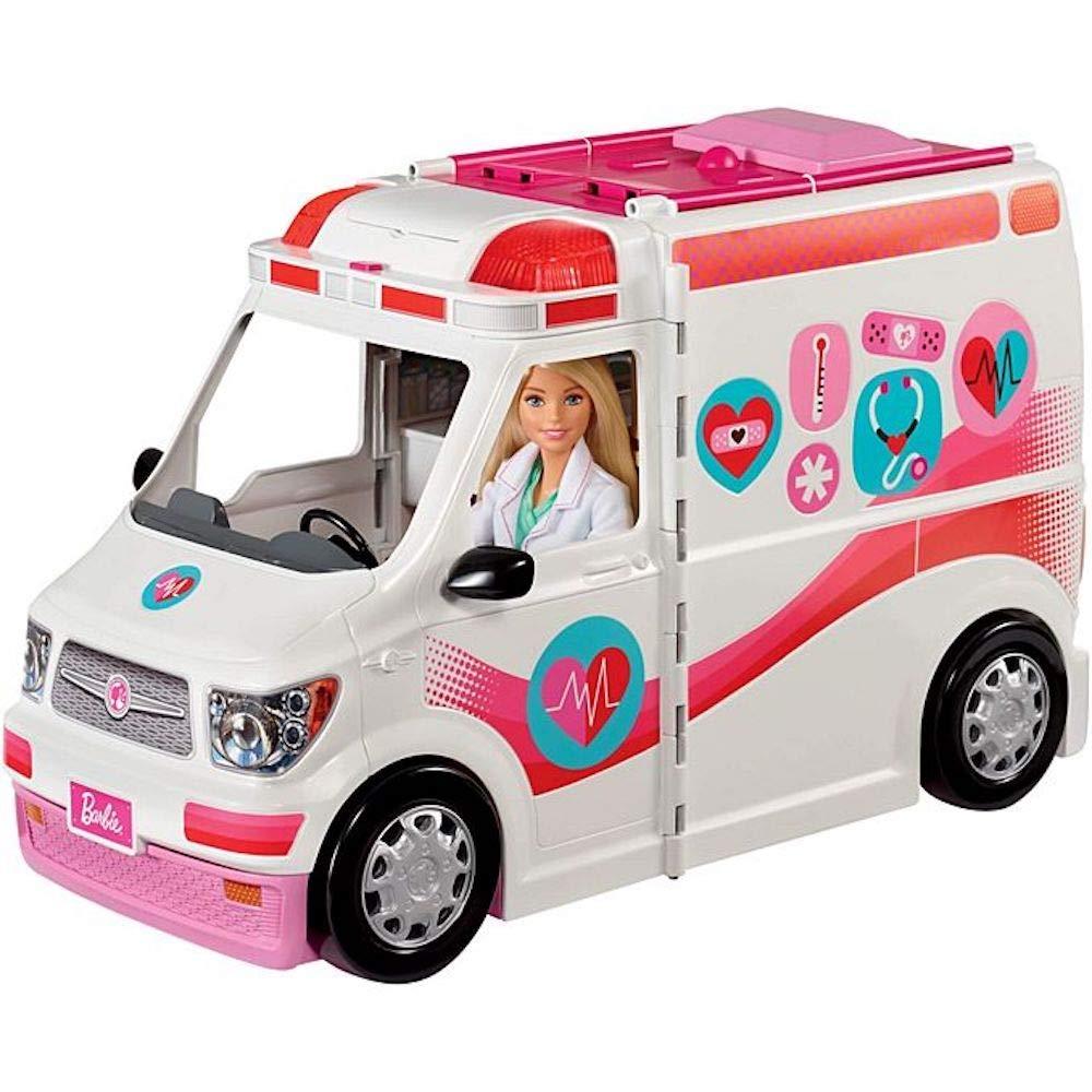 ca39dcf15760 Barbie Care Clinic Van