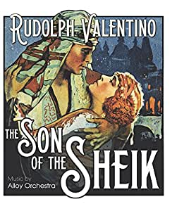The Son of the Sheik [Blu-ray]