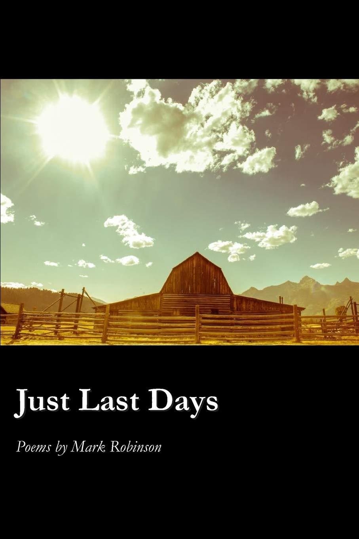 Just Last Days: Robinson, Mark: 9781625493385: Amazon.com: Books