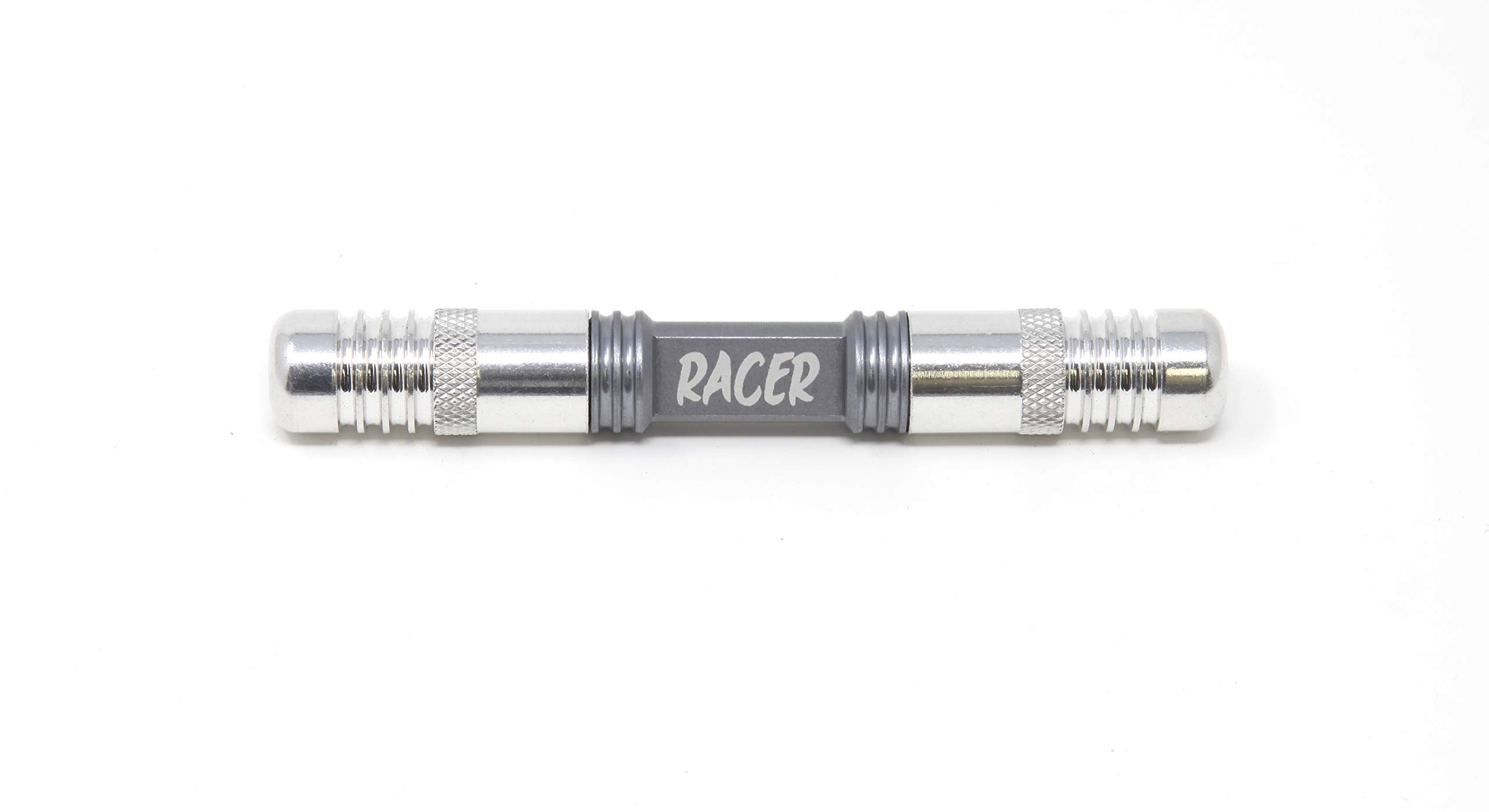 Dynaplug Racer Bicycle Tire Repair Tool (Gun Metal/POL)