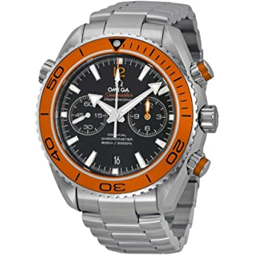 top best Omega Seamaster Planet Ocean Chronograph