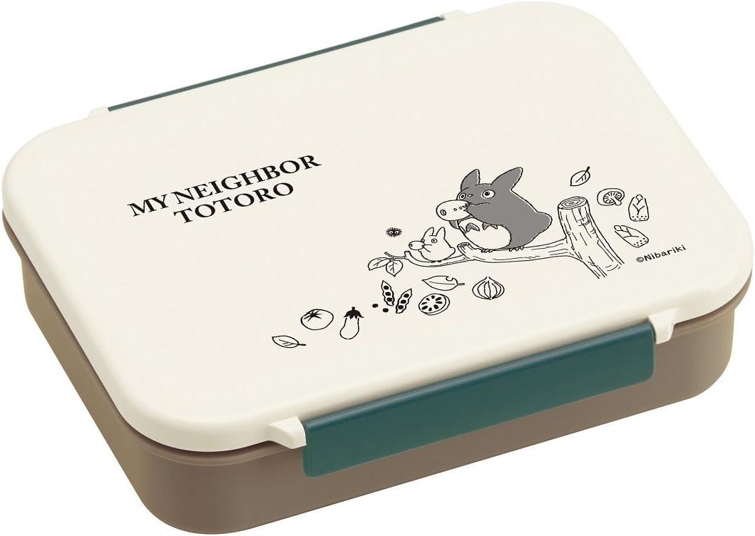 Studio Ghibli My Neighbor Totoro Bento Lunch Box (Sky Blue Series / 24.7 fl oz) by Skater: Amazon.es: Hogar