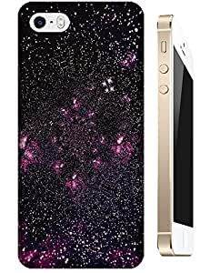 Beautiful Night Stars starry sky cell phone cases for Apple Accessories iPhone 5/5S 21