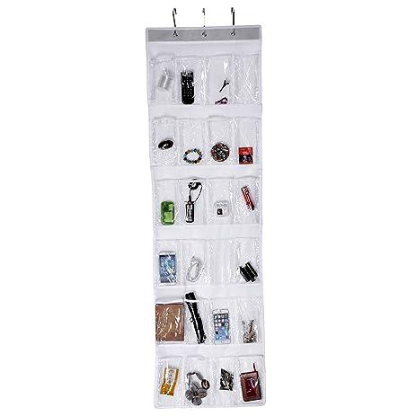 Amazoncom Hanging Jewelry Organizer Hnaging Shoe Organizer