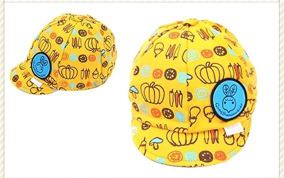Amazon.com  Gzmm Baby Boy Girl Kid Toddler Infant Hat Peaked ... 36482b593c7