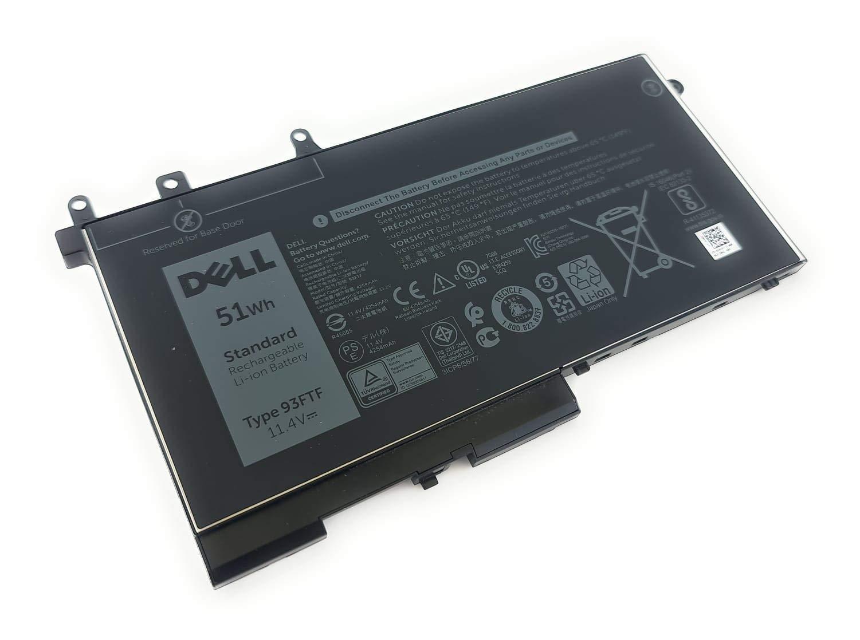 Dell Latitude E5280, E5480, E5580 51WHr 4-Cell Primary Battery D4CMT 93FTF 451-BBZT