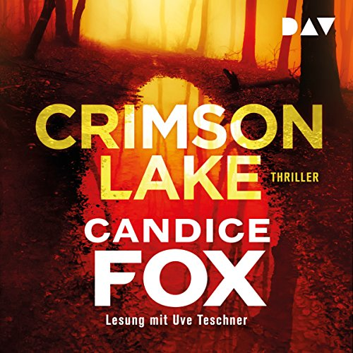 Crimson Lake [German language]: Crimson Lake 1 by Der Audio Verlag