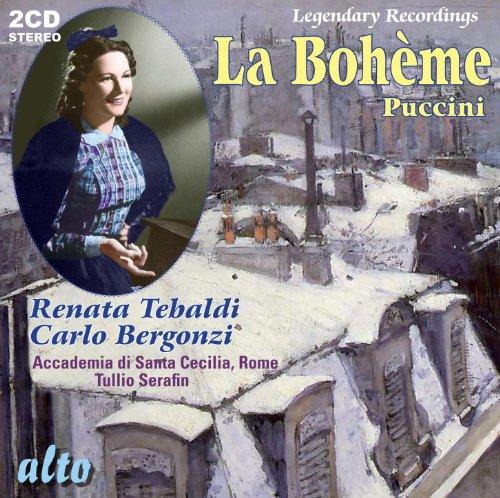 (La Bohème (plus five bonus Puccini)