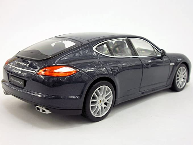 Amazon.com: Porsche Panamera S 1/24 Scale Diecast Metal Model - DARK BLUE: Toys & Games