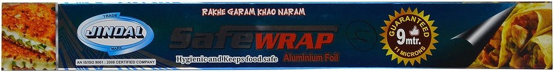 Jindal Aluminium Foil - 11 micron, 9m Pack