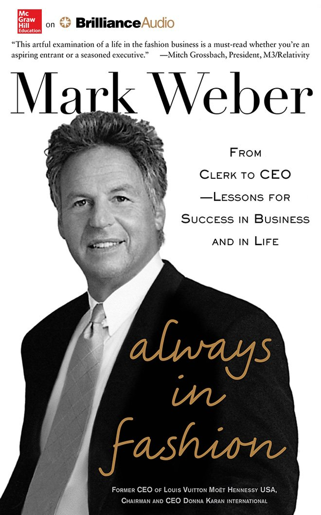 Always In Fashion: From Clerk to CEO―Lessons for Success in Business and in Life by McGraw-Hill Education on Brilliance Audio (Image #1)
