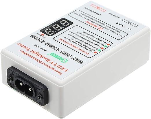 Godyluck Lámpara LED Smart-Fit LCD TV Probador de luz de Fondo para Todas Las Luces LED Salida de reparación Alto Brillo 0-320V GJ2C: Amazon.es: Electrónica