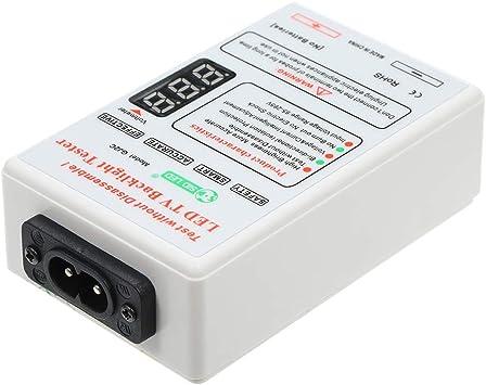 Godyluck Lámpara LED Smart-Fit LCD TV Probador de luz de ...
