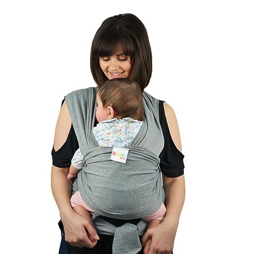 221 opinioni per Fascia Porta Bebè in cotone | Fascia multiposizionamento soffice e resistente