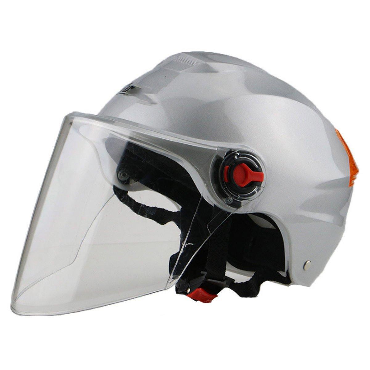 TZQ Full Helm Winter Warm Ausgesetzt Helm Motorrad Männer Lady Off Road Racing Cap
