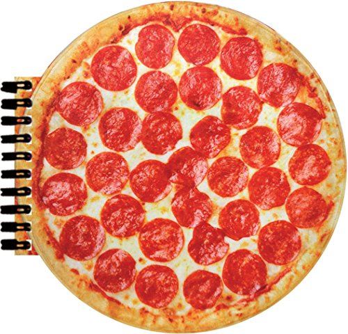 iscream Scented Pizza Shaped Lined Page 6.5