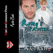 Remy's Painter: The Werewolves of Manhattan, Book 2 | A.C. Katt