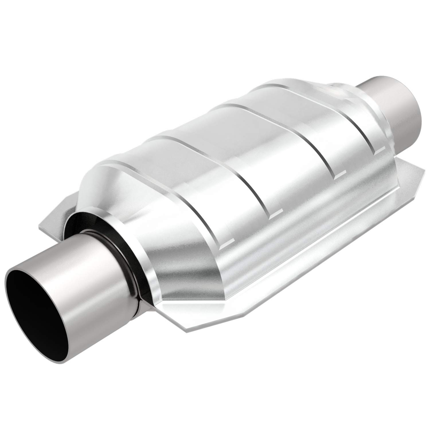 MagnaFlow 458015 Universal Catalytic Converter (CARB Compliant) MagnaFlow Exhaust Products