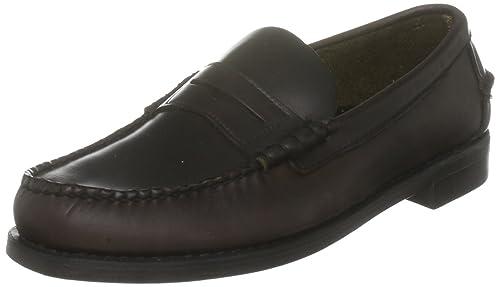 Sebago Classic Dan Waxy, Mocasines para Hombre: Amazon.es: Zapatos y complementos