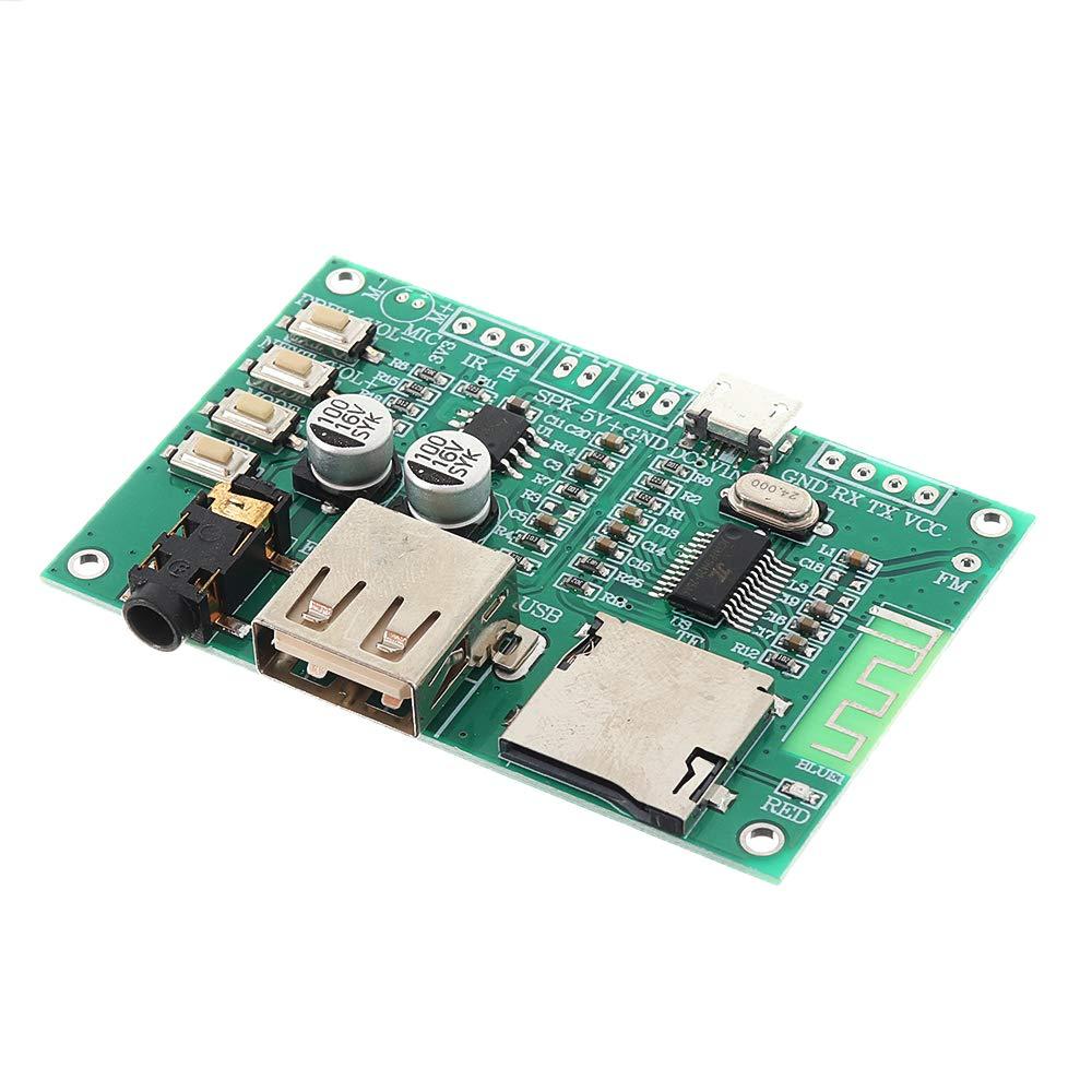 BT201 Dual Mode 5.0 Bluetooth Lossless Audio Power Amplifier Module Tf RSDE