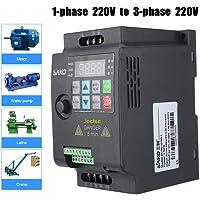 VFD 220V 0.75KW, Variador de Frecuencia,Convertidor de Frecuencia