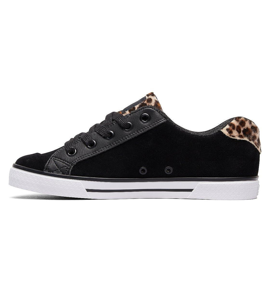 DC Schuhe Damen Chelsea Se J Schuhe DC Sneakers Animal 18f716