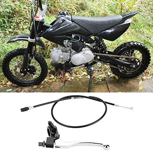 Bremskupplungshebel Mit Kabel Für 125ccm 140ccm Stomp Imr Ssr Crf 50 70 Für Xr Klx110 Pit Dirt Bike Kupplungshebel Motorradkupplungshebel Auto