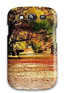 Awesome FaHspKi607Dfjwb Jesse Dennis Wright Defender Tpu Hard Case Cover For Galaxy S3- Autumn
