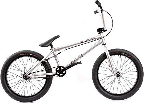 KHE Bmx bicicleta Cope Smoke Chrome 10,7 kg.: Amazon.es ...