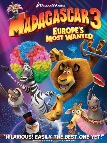 Madagascar 3: Flucht durch Europa Film