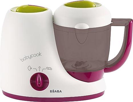 Robot Comida Babycook Beaba: Amazon.es: Bebé