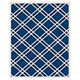 Budge Maverick Outdoor Patio Rug, RUG057RB4 (5' Long x 7' Wide, Royal Blue)