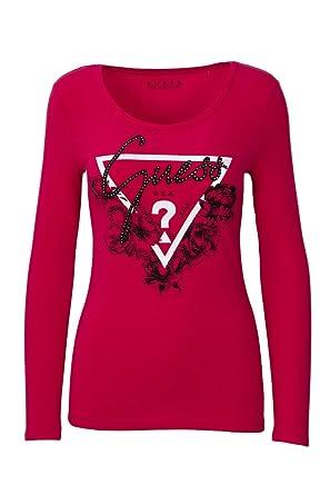 Guess Pull sans Manche Femme  Amazon.fr  Vêtements et accessoires b45662490d6
