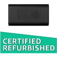 (CERTIFIED REFURBISHED) Philips BT 106 Bluetooth Speaker with Built-In Power bank (Black)