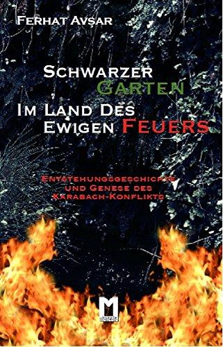 Amazoncom Schwarzer Garten Im Land Des Ewigen Feuers