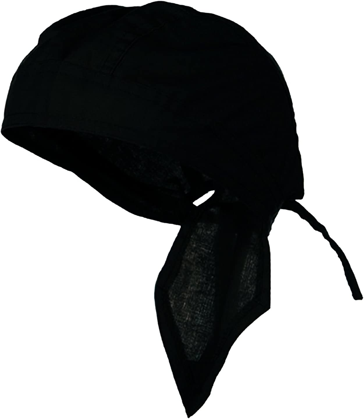 Doo Rag Du Rag Do Cotton Bandana Head Wrap Solid Color Chemo Cap