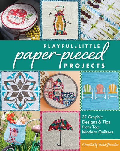 Playful Little Paper Pieced Projects Quilters product image